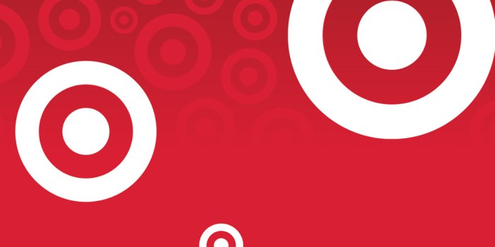 new target loyalty program
