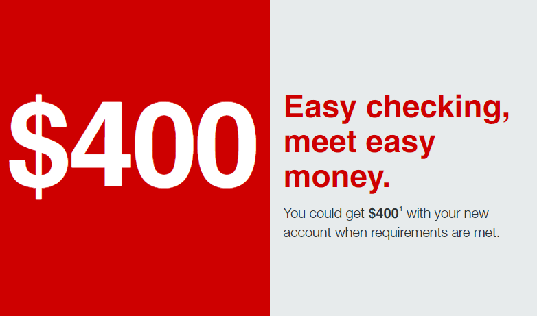 KeyBank $400 Checking Bonus (Targeted)