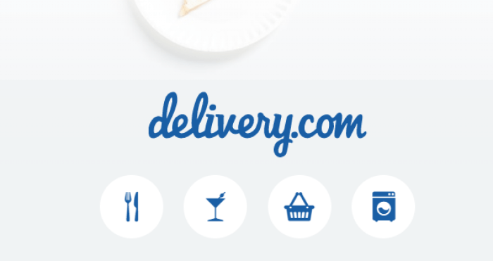 delivery.com discount code