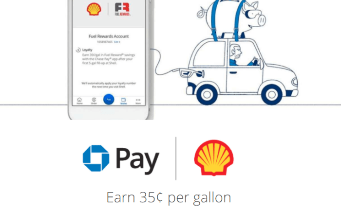 chase pay shell