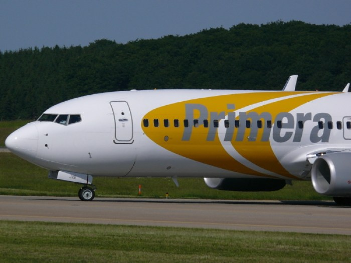 Primera Air Goes Out of Business