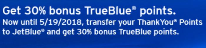 ThankYou Points JetBlue