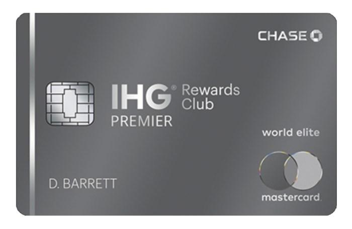 Chase IHG Premier