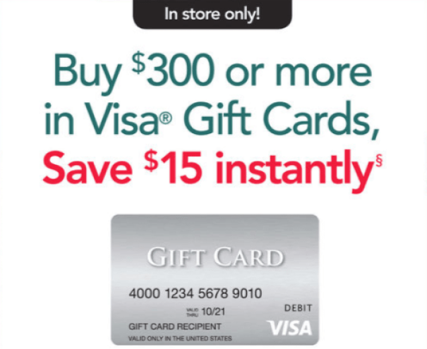 office depot visa deal