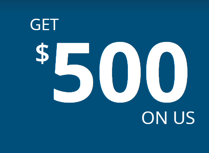 Get $500 When You Open a New Chase Business Checking Account