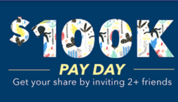 Ibotta, $10 Signup Bonus Plus Share of $100K When You Invite