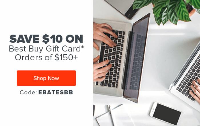 ebates raise best buy