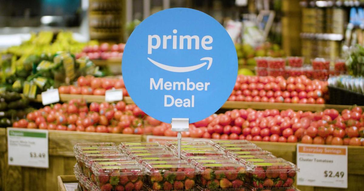 Amazon Prime Discounts Coming to Whole Foods Nationwide