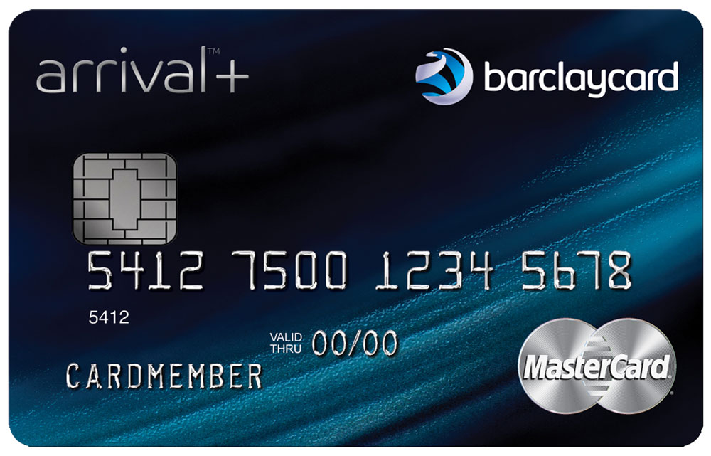 Barclays Arrival Plus is Back with 60,000 Miles Bonus