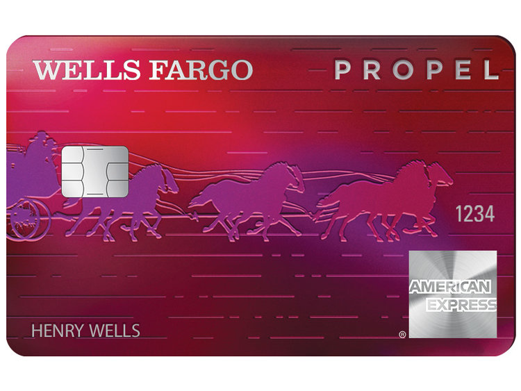 Wells Fargo Propel, 50K Bonus with $15K Spend in First Year
