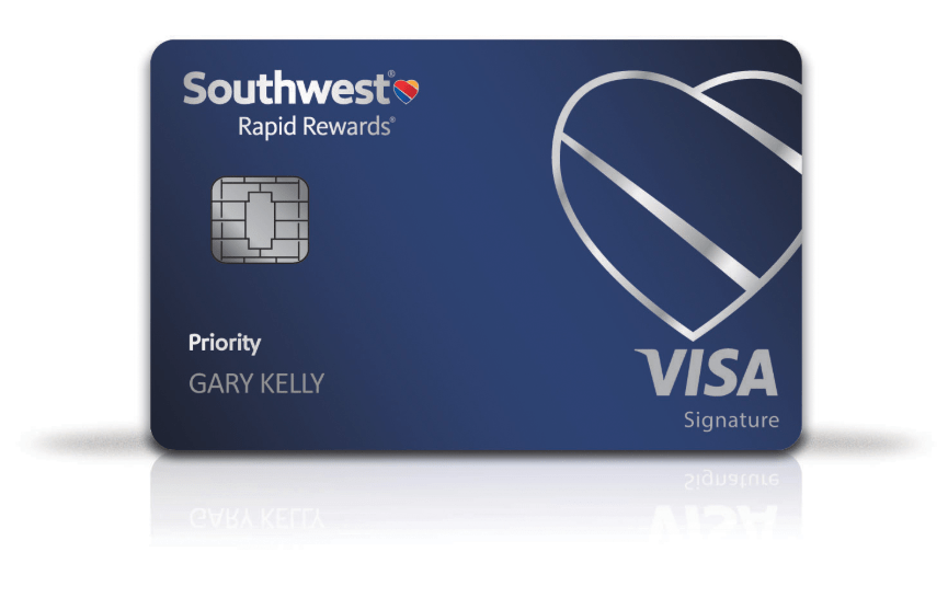 New Chase Southwest Priority Card Has 65k Signup Bonus 5k