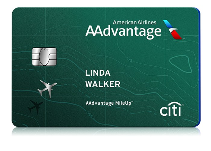 Citi AAdvantage MileUp review