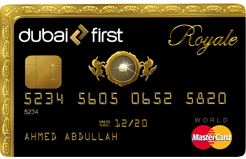 Dubai First Royale MasterCard, World's Most Exclusive Credit Card?