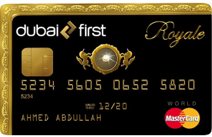 Dubai First Royale MasterCard