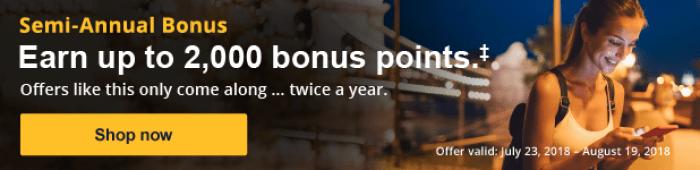 Southwest Rapid Rewards Shopping