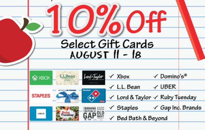 Market Basket gift card deal