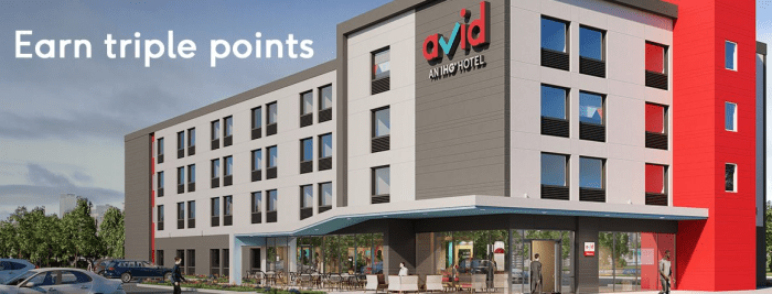 ihg avid triple points