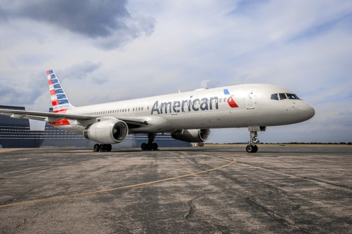 American Airlines Halloween Sale
