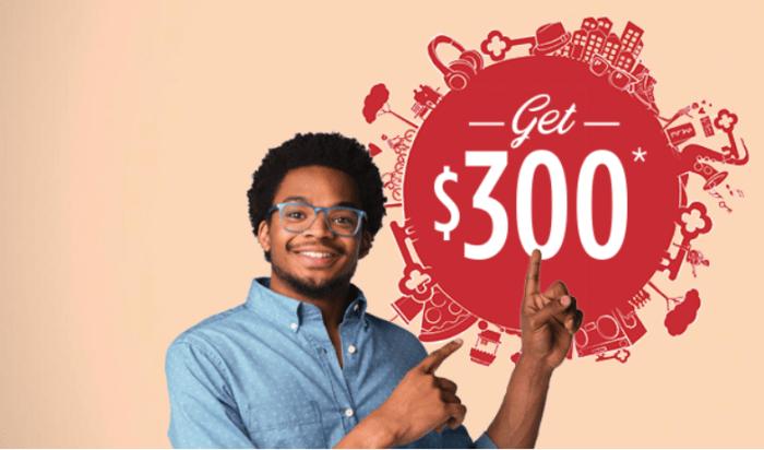 KeyBank $300 Bonus