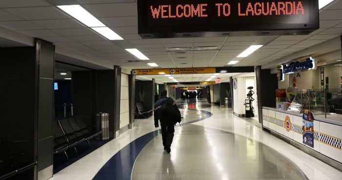 Priority Pass Quietly Drops Maple Leaf Lounge At LaGuardia Airport