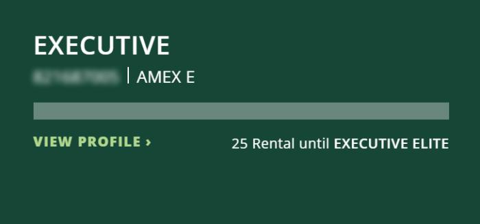 National Amex Promo