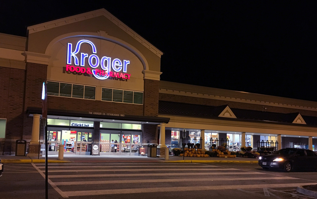 Kroger, up to 20% Off Select Gift Cards