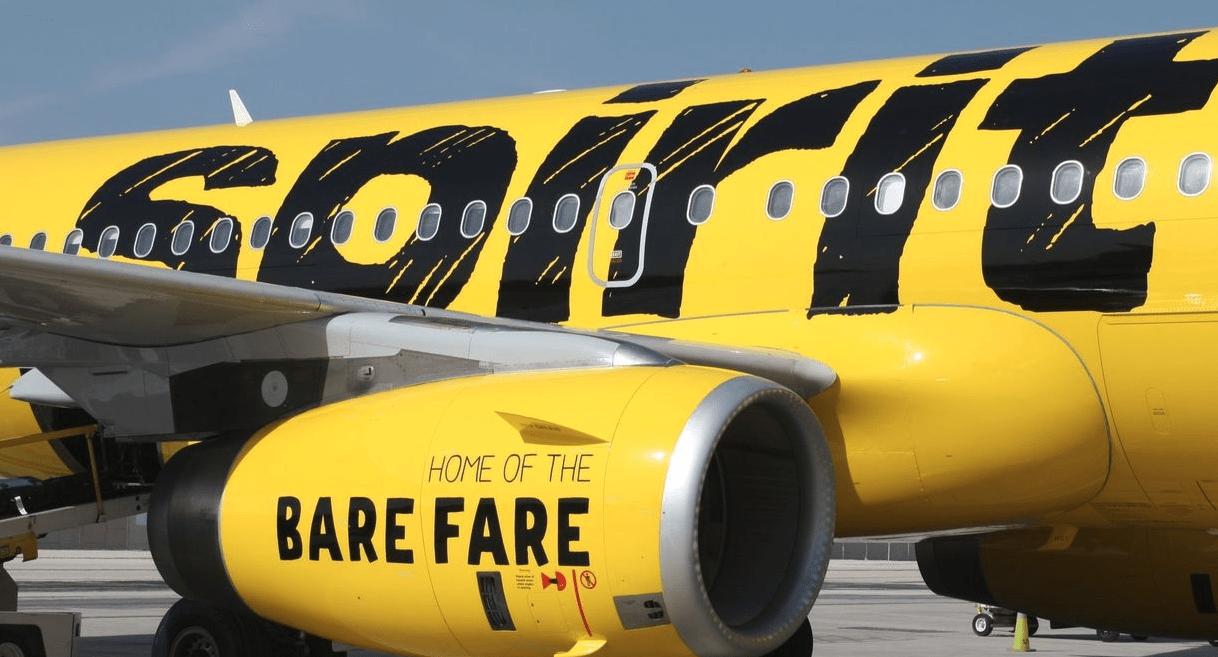 Spirit Airlines Unveils New Revenue-Based 'Free Spirit' Loyalty Program