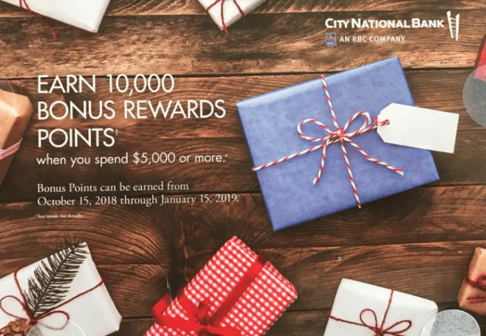 CNB Crystal Visa Spending Bonus