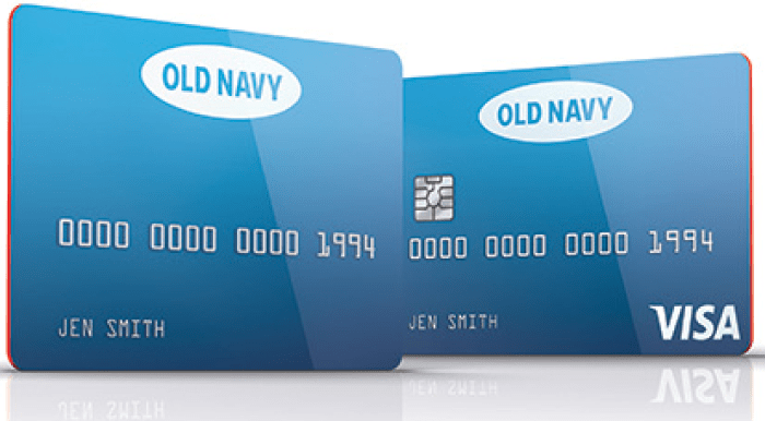 gap old navy card offer