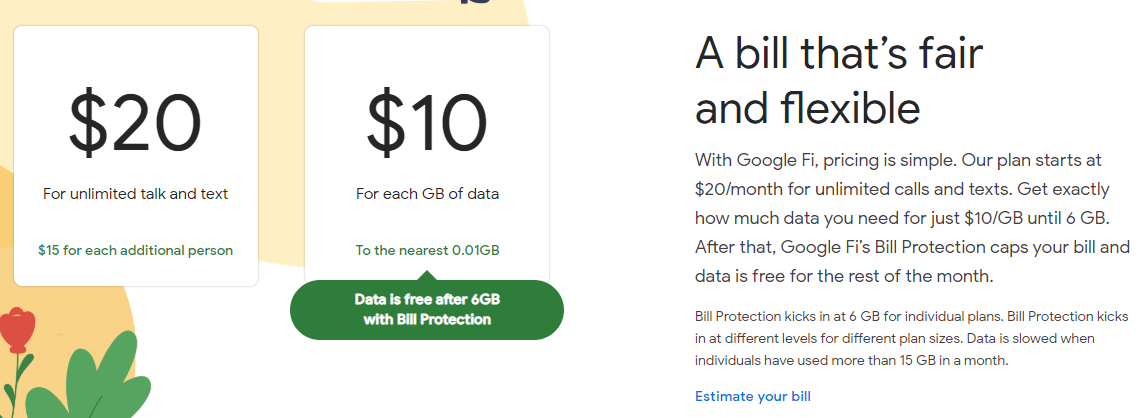 Google Fi: Sign Up With Your Device Get $200 Credit, Or Buy New