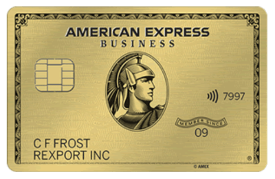 Amex Business Gold Card bonus