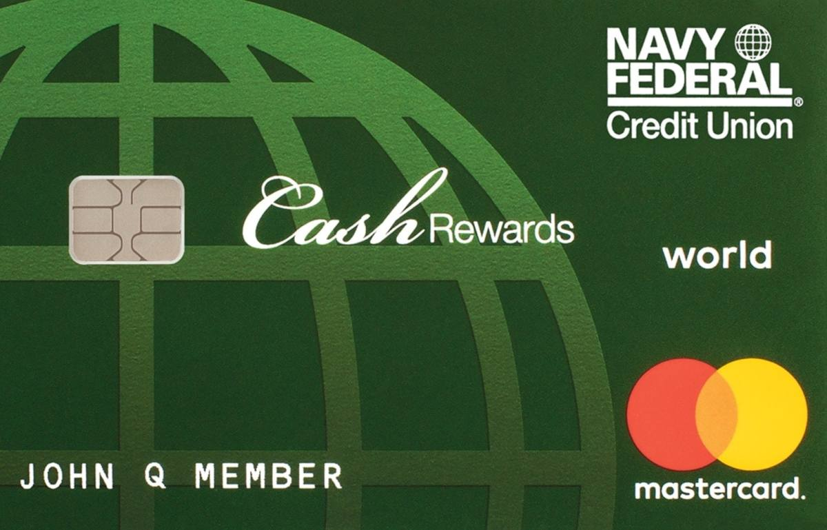 NFCU Credit Cards, Earn 6.5% on $500+ Purchases