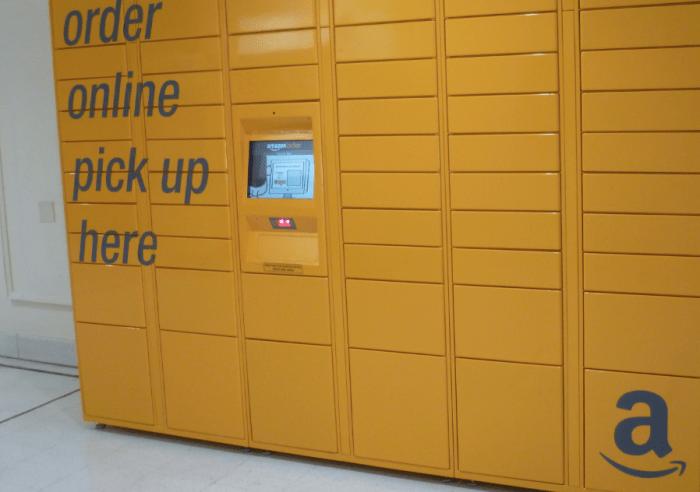 amazon locker manhattan free stuff