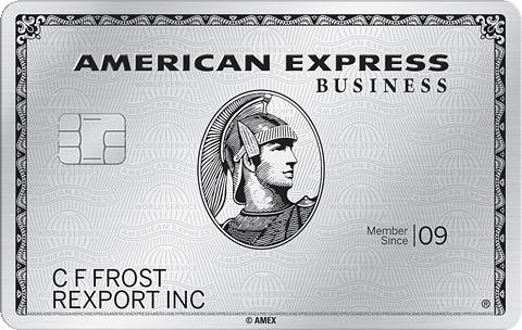 Amex Business Platinum Card changes