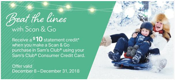 Sam's Club Cardholders 10 bonus
