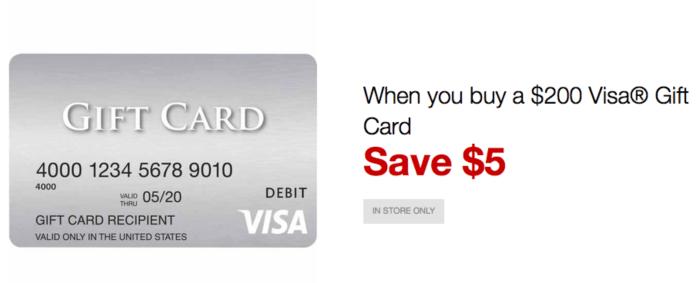Staples No Fee Visa Promotion