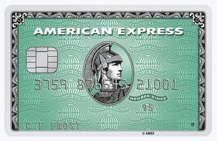 Amex Green Card Revamp