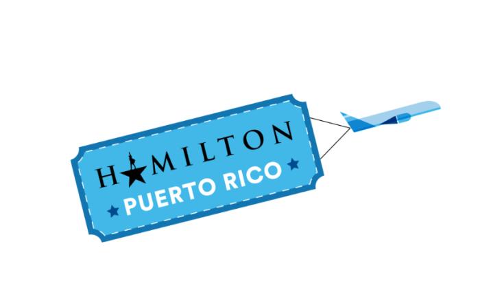 JetBlue's Hamilton in Puerto Rico Ticket Giveaway
