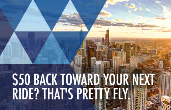 Book a Flight, Get $50 Credit for Transportation Expenses on JetBlue Card