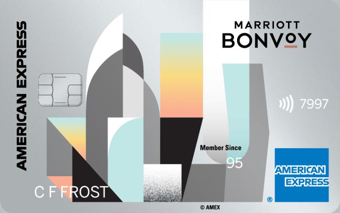 Amex Marriott Bonvoy
