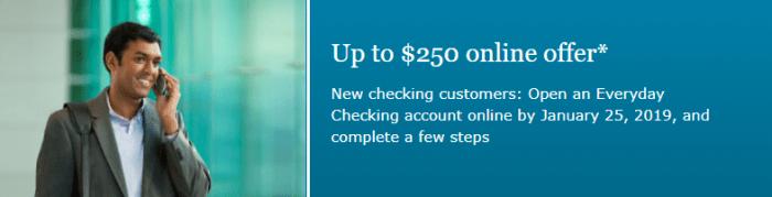 Wells Fargo Bonus
