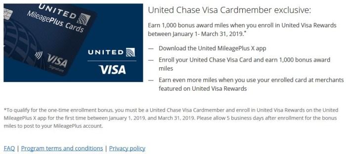 united 1k bonus mpx