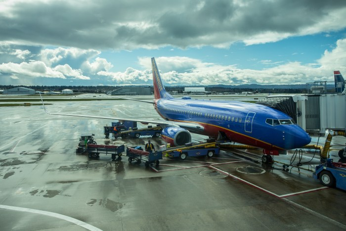 Southwest Suspends Boeing 737 Max Flights Through August 5th