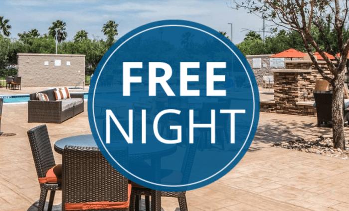 choice hotels free night
