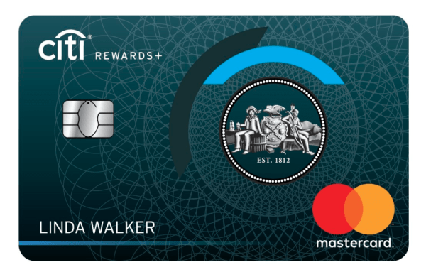 Citi Rewards+ 10% Rebate Works For Other ThankYou Cards