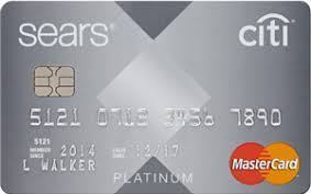 Citi Sears Mastercard, Get 12X on Travel or 12X on Online Purchases