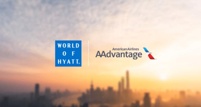 Hyatt and American Airlines