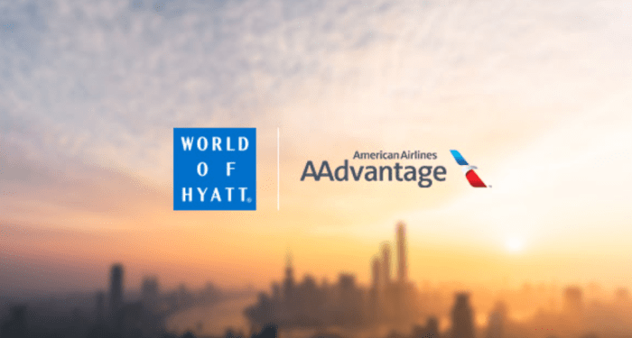 Hyatt and American Airlines