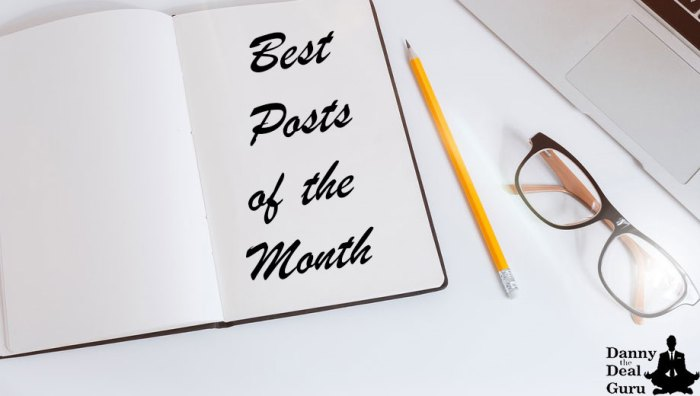 Best Posts of the Month