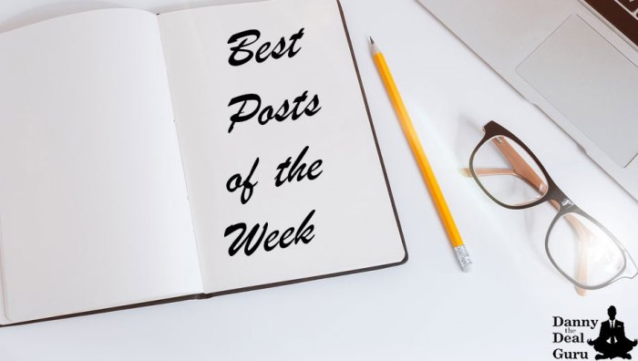 Best Posts of the Week